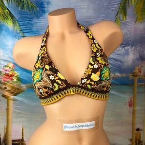 ! Victoria's Secret Floral halter swim bottom